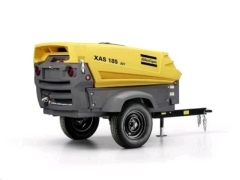 Rental store for COMPRESSOR 130CFM DIESEL - ATLAS COPCO in Sydney NSW