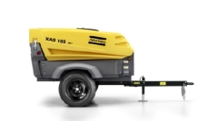 Rental store for COMPRESSOR 190CFM DIESEL - ATLAS COPCO in Sydney NSW