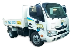 Rental store for HINO 1.7T TIP TRUCK in Sydney NSW