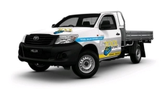 Rental store for TOYOTA HILUX UTE in Sydney NSW